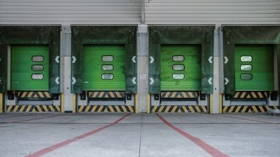 Neue Logistikflächen Delikant Feinkost