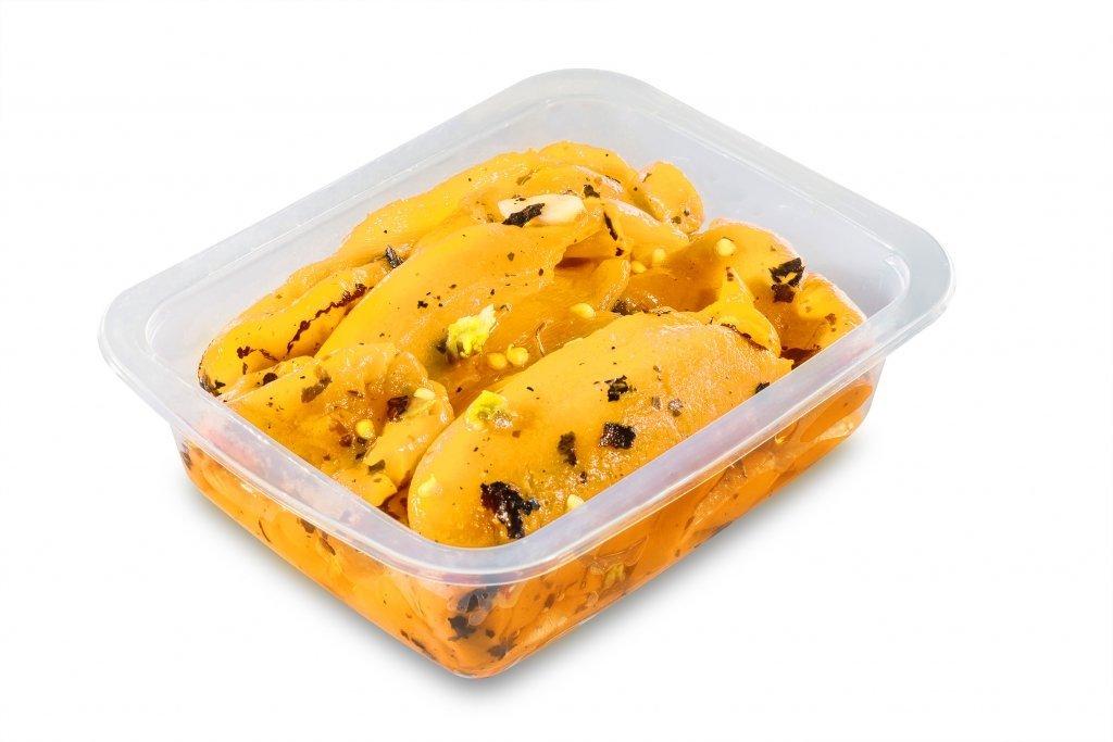 Gebinde 400g Grillgemüse gelbe Paprika