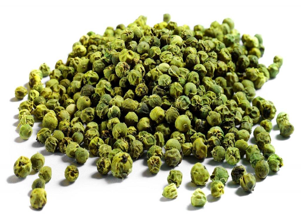 Delikant grüner Pfeffer