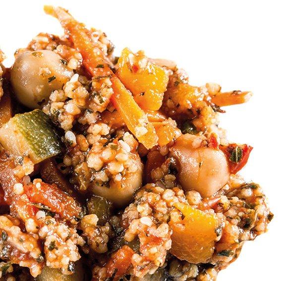 Orientalische Gemüsefüllung Produktecke