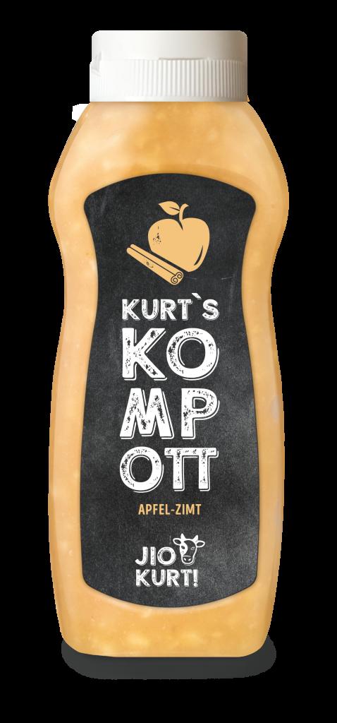 Kurts Kompott! Apfel-Zimt