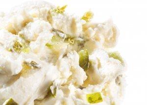 Joghurt-Rahm-Aufstrich Jalapenos