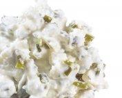 Joghurt-Rahm-Aufstrich Schnittlauch & Petersilie