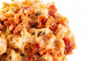 Joghurt-Rahm-Aufstrich getr. Tomate & Basilikum