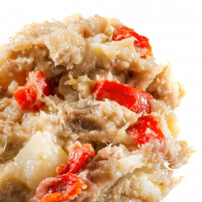 Thunfisch-Paprika-Füllung