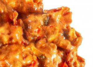 Spanische Salsa Produktecke